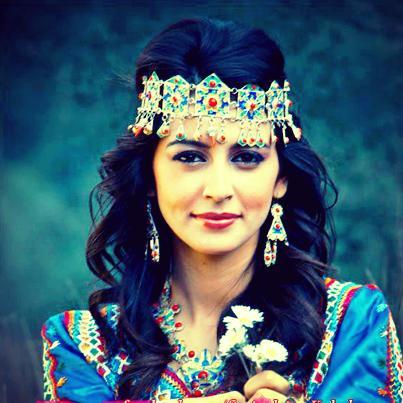 bijoux ethniques berberes