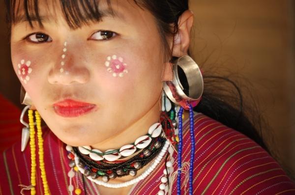 bijoux ethniques karen