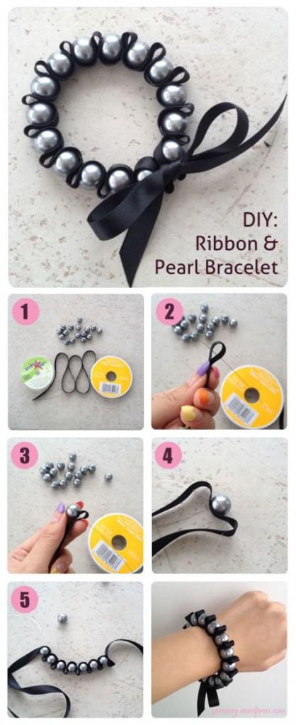 Bracelet en perle facile faire - Faire des bijoux a la maison ...