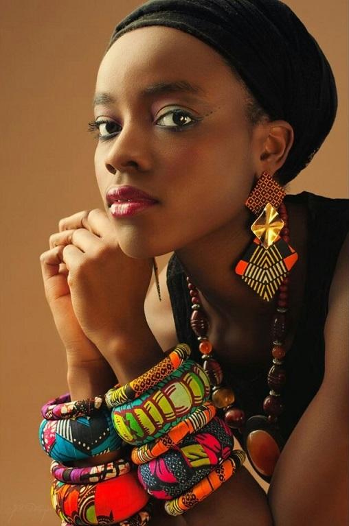bijoux ethniques afrique sud