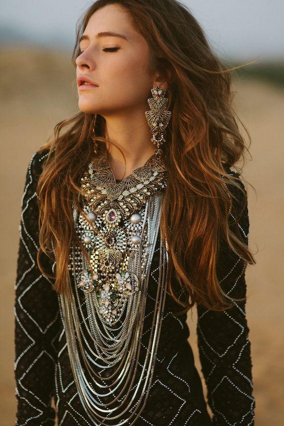bijoux inspirations ethniques