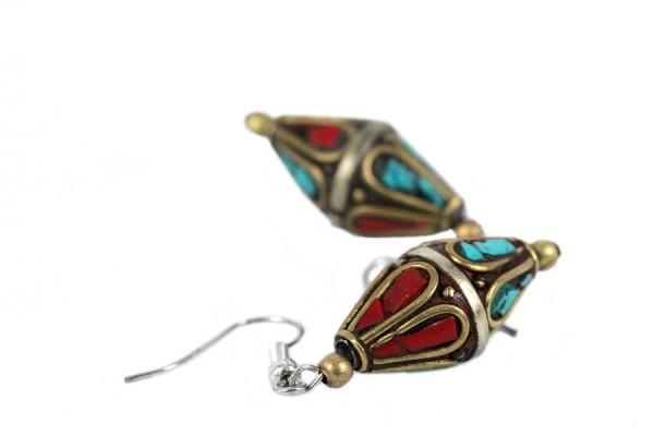 bijoux en corail rouge