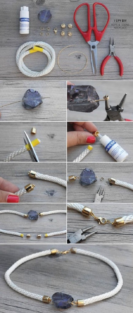 Comment faire cr er fabriquer des bijoux pour cadeau de - Cadeau de noel a fabriquer ...