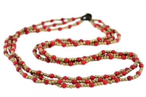 comment fabriquer un collier en perles. Black Bedroom Furniture Sets. Home Design Ideas
