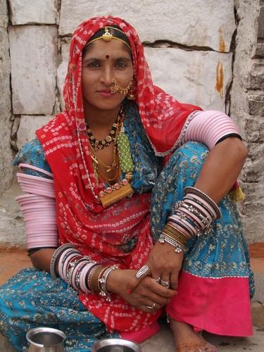 Bijoux Rajasthan inde