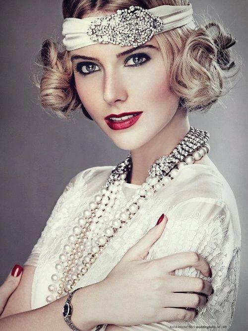 Faire briller des bijoux en perles