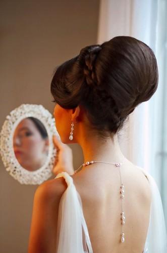 bijoux mariage perles