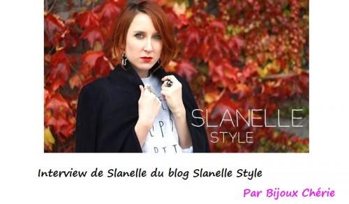 blog mode slanelle