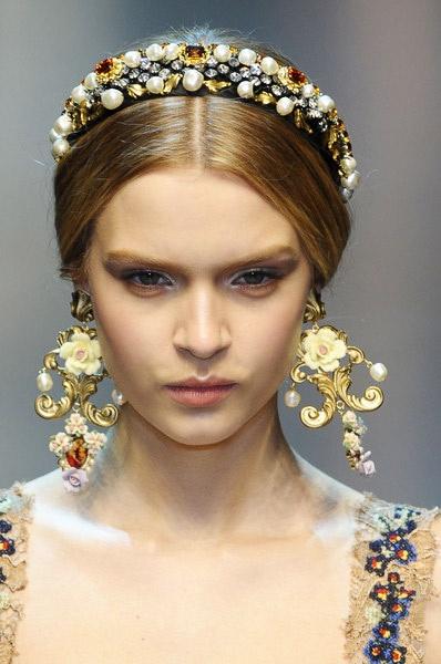 mode bijoux baroques