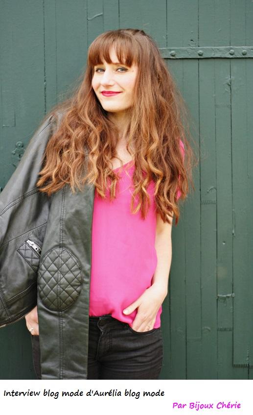 aurelie blog mode portrait