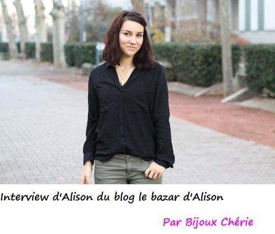 bazar alison look mode