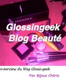 blog glossing geek mode