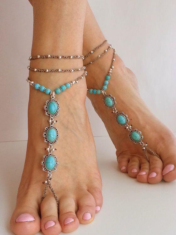 bracelet cheville signification