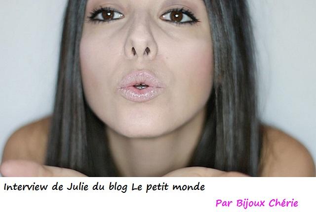 julie blog petit monde de julie