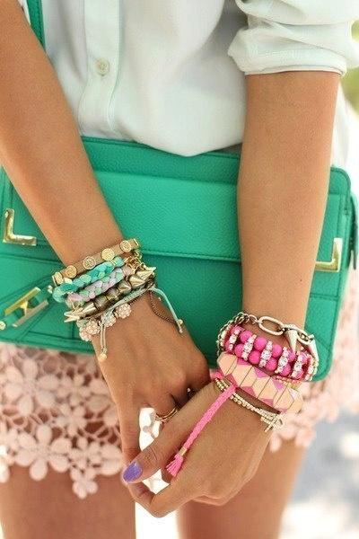 les differents types bracelets
