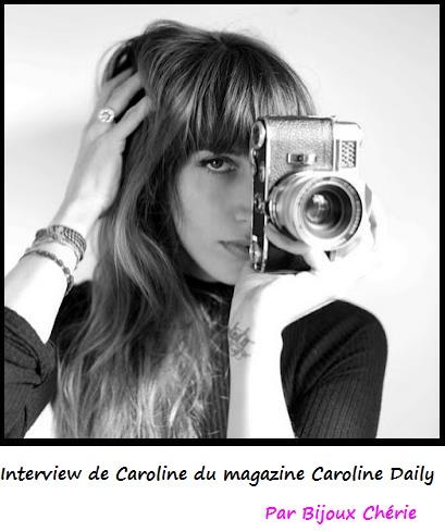 magazine caroline daily