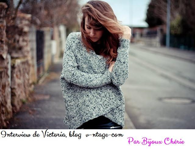 blog mode v vintage