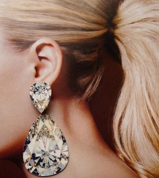 comment porter diamants