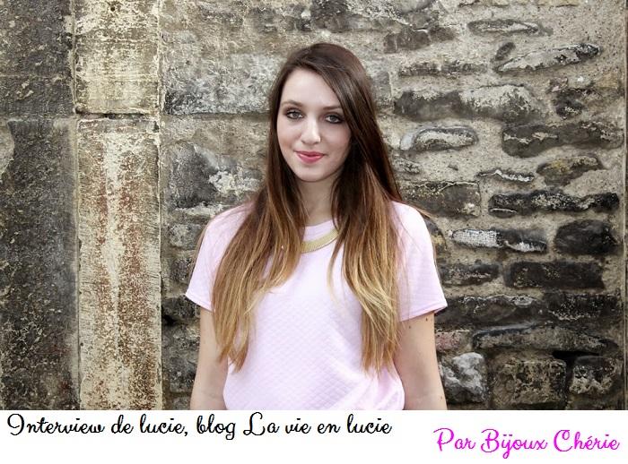 la vie en lucie blog mode