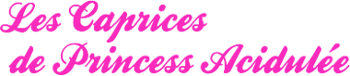 princesse acidulee blog
