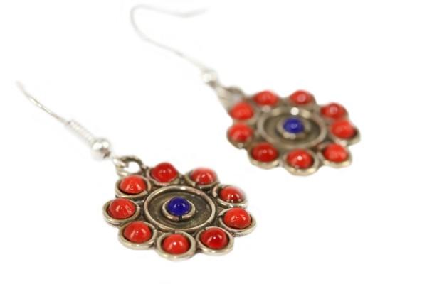 bijoux fantaisie rouge