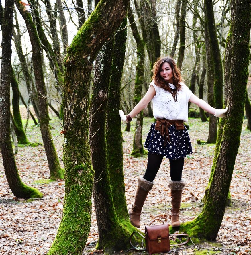 dressing alizee blog mode