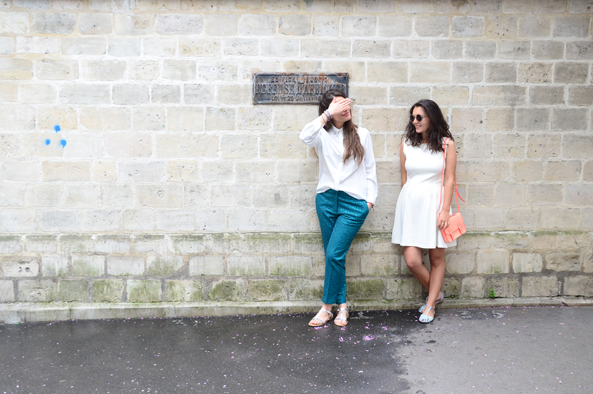 les gamines blog mode