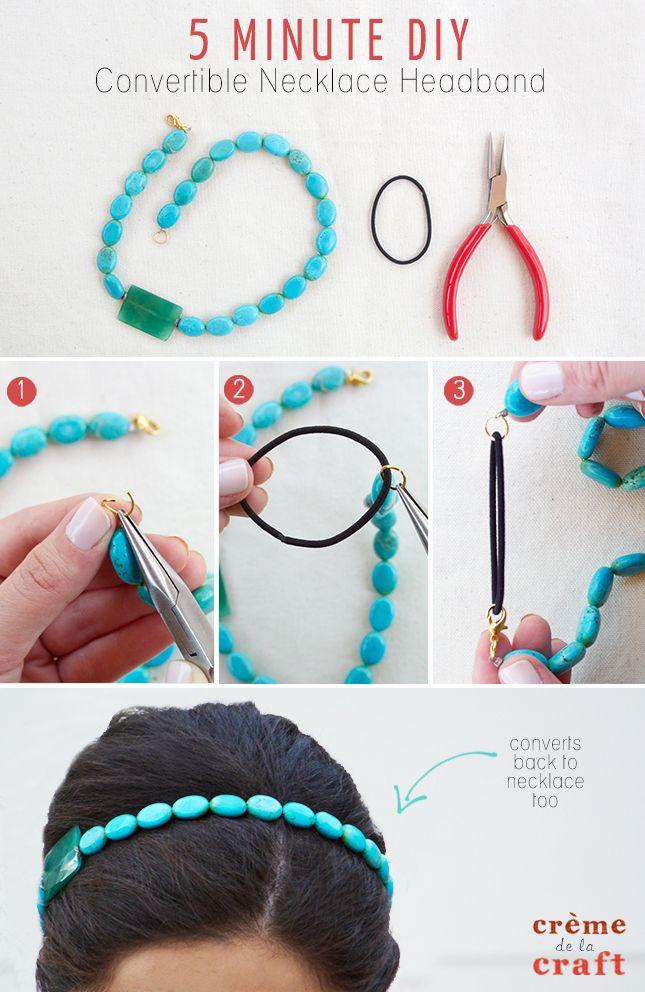 comment fabriquer son headband