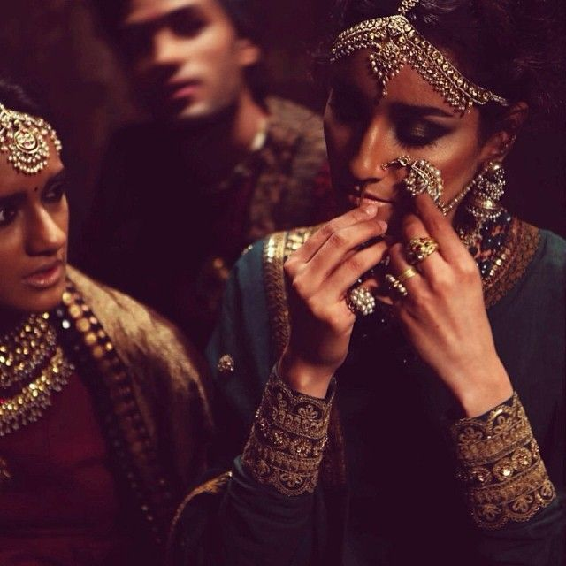 comment porter bijoux indiens