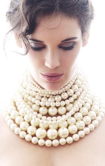 collier de perle vrai ou faux