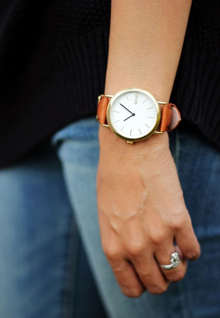 quel poignet montre