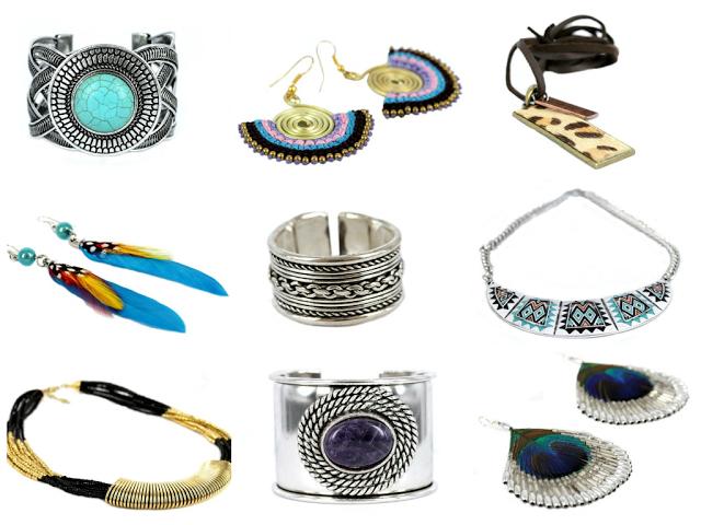 bijoux ethniques haut de gamme