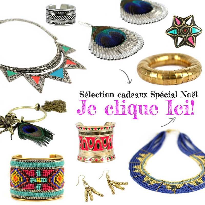 bijoux noel pour femme
