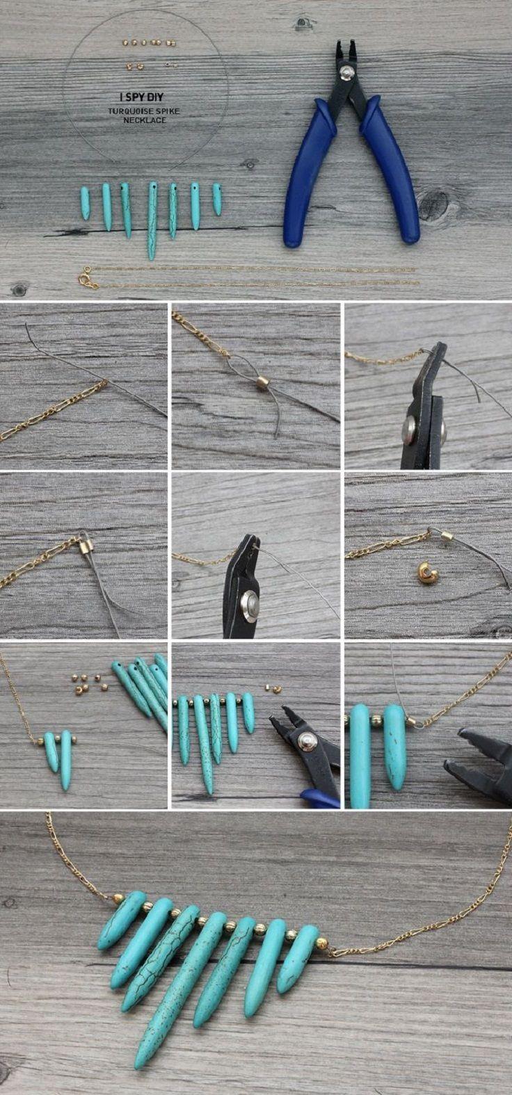 Comment fabriquer des bijoux fantaisies ?