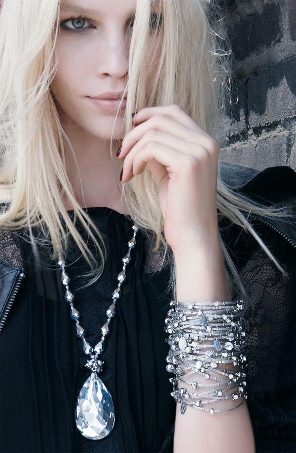 bijoux collier matinee