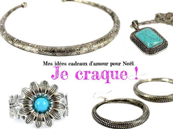 bijoux fantaisie noel pas cher
