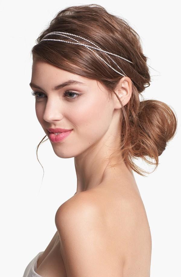 bijou de cheveux headband