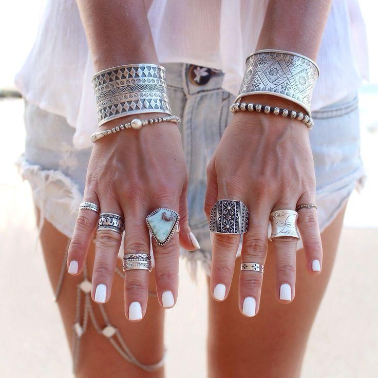 comment porter gros bijoux