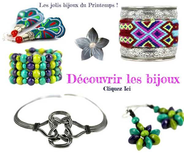 tendance bijoux printemps 2016
