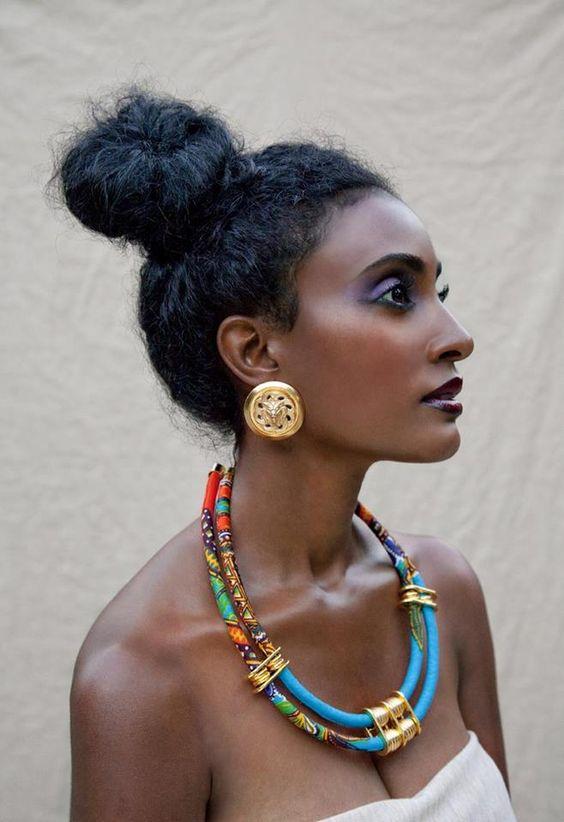 Avec quoi porter un collier ethnique