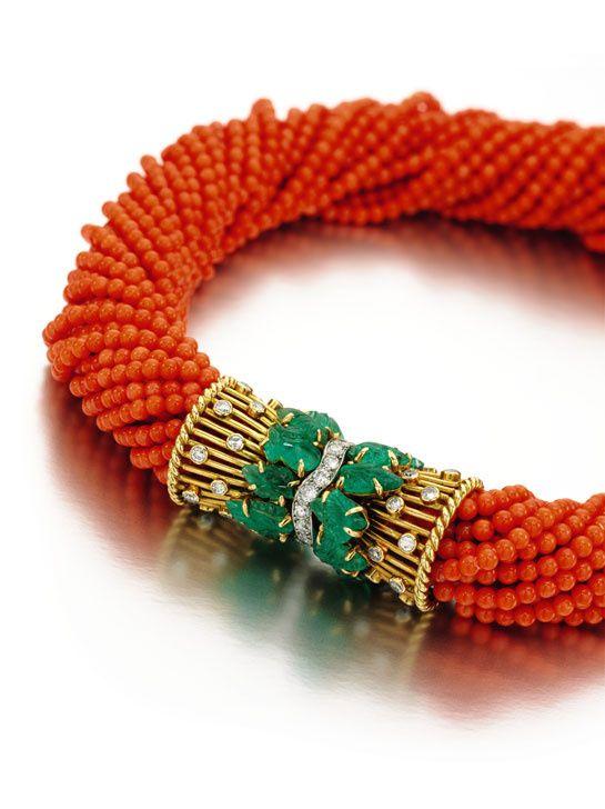 comment reconnaitre bijoux corail