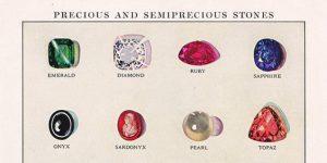 Les plus belles pierres les precieuses au monde
