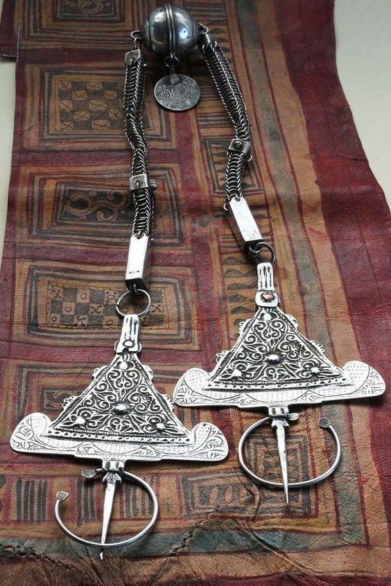 Les bijoux traditionnels marocains et tunisiens